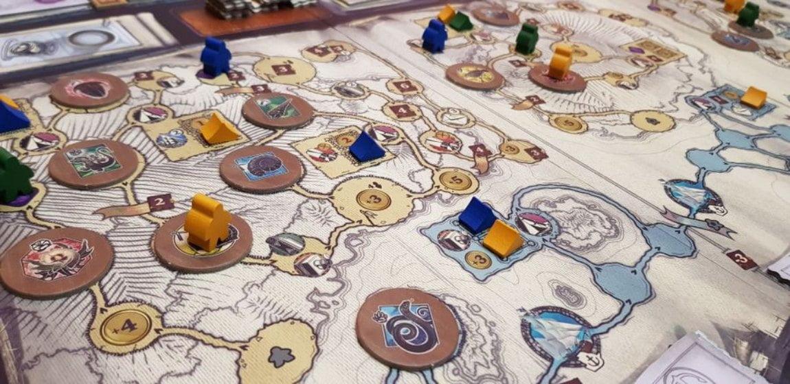 Darwin´s Journey juego de mesa