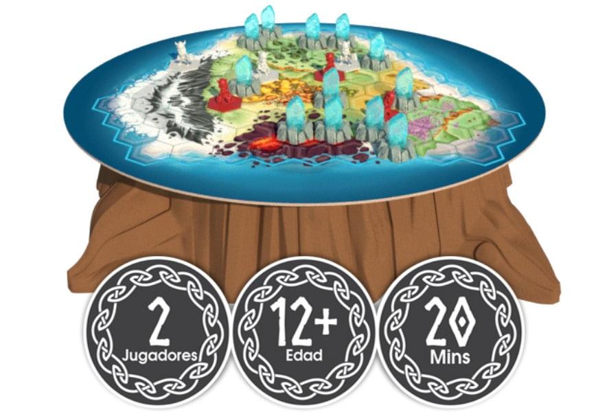 Ragnarocks juego de mesa
