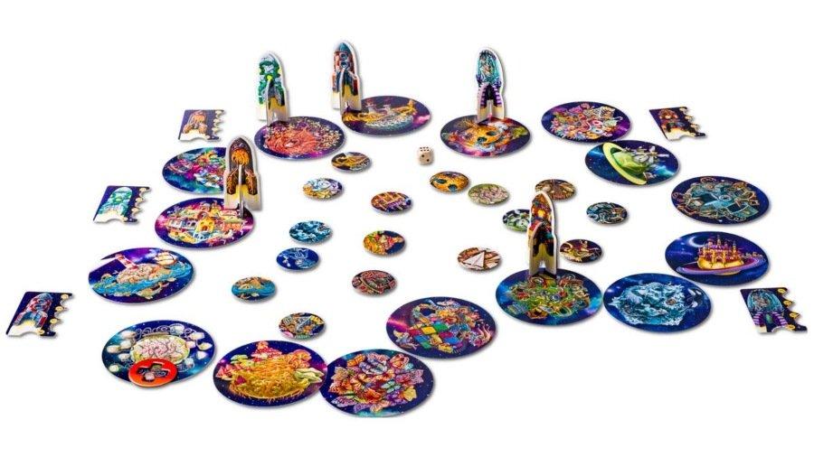 Odysea juego de mesa