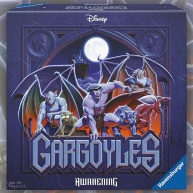 Gargoyles juego de mesa