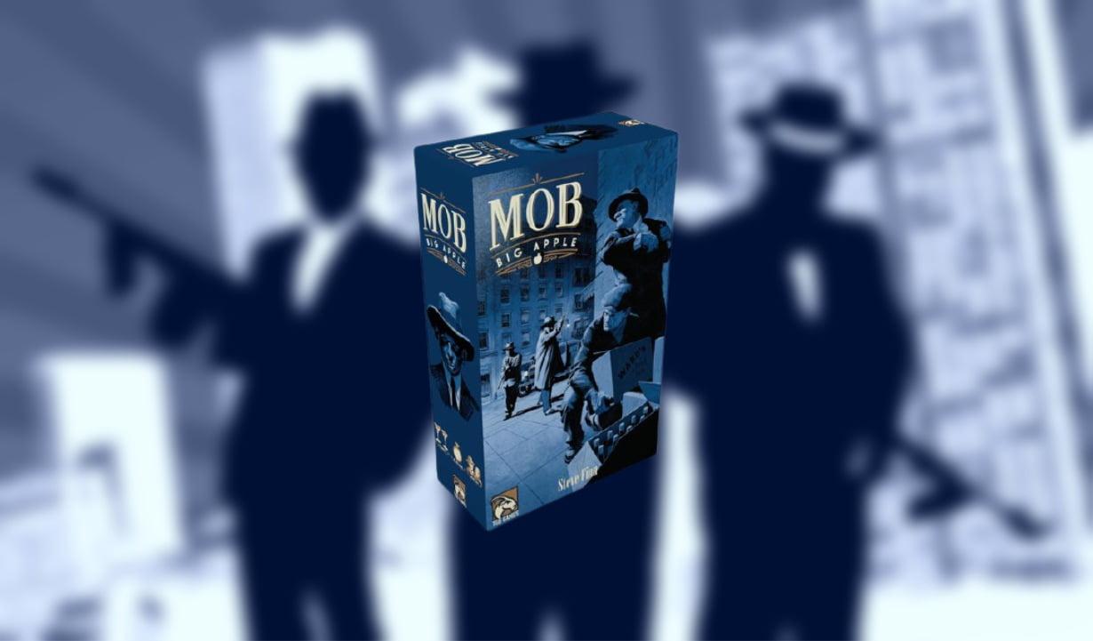 MOB Big Apple juego de mesa