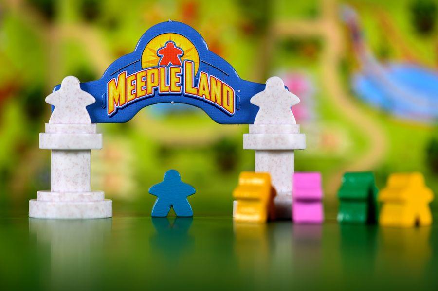 Meeple Land juego de mesa