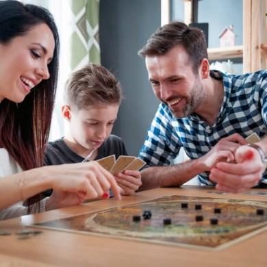 Los juegos de mesa Familiares más esperados de 2021