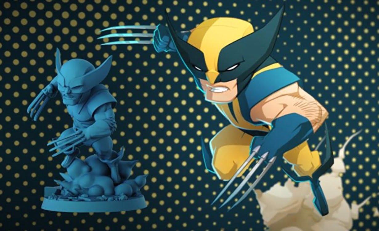 Marvel United X-Men juego de mesa