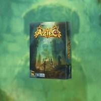 Aztec, un Indiana Jones moderno para Asmodee