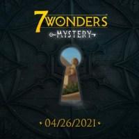 7 Wonders Mystery, nuevas imágenes y nuevas especulaciones