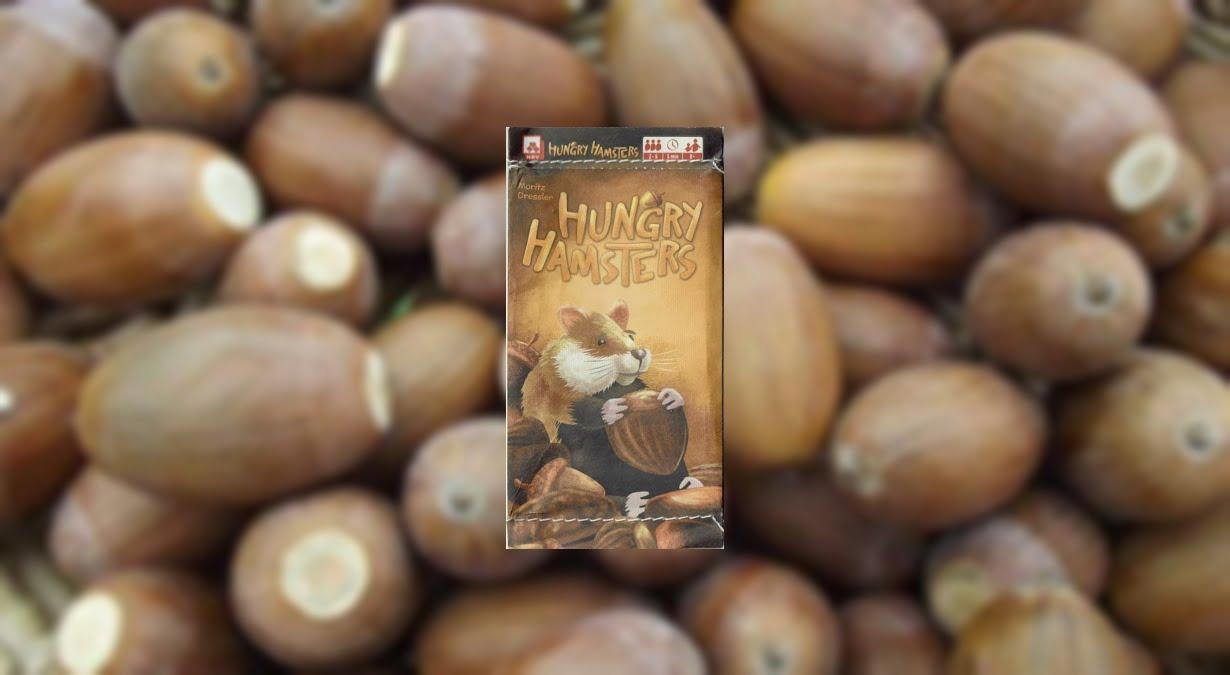 Hungry Hamsters juego de mesa
