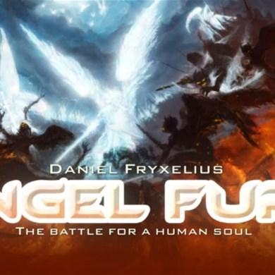 Angel Fury juego de mesa