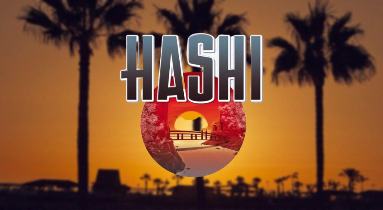Hashi juego de mesa