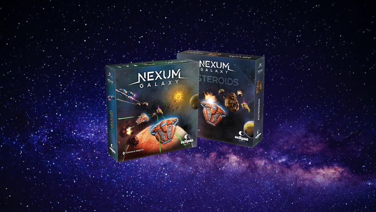 Nexum Galaxy juego de mesa