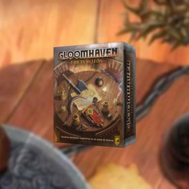 Gloomhaven: Fauces del León,