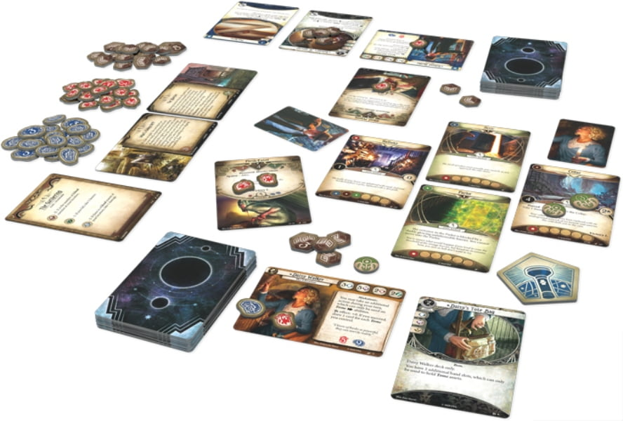 Arkham Horror LCG juego de mesa