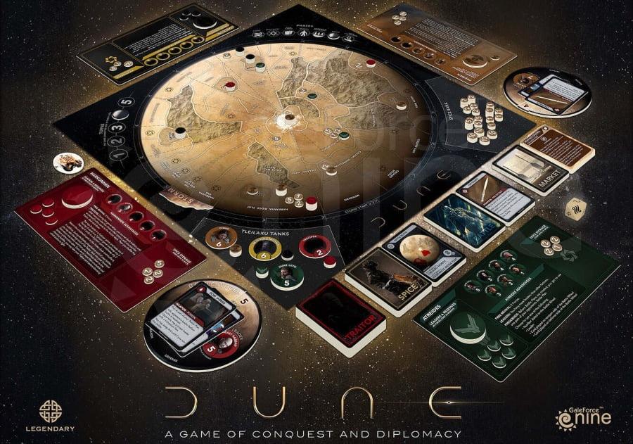 Dune juego de mesa