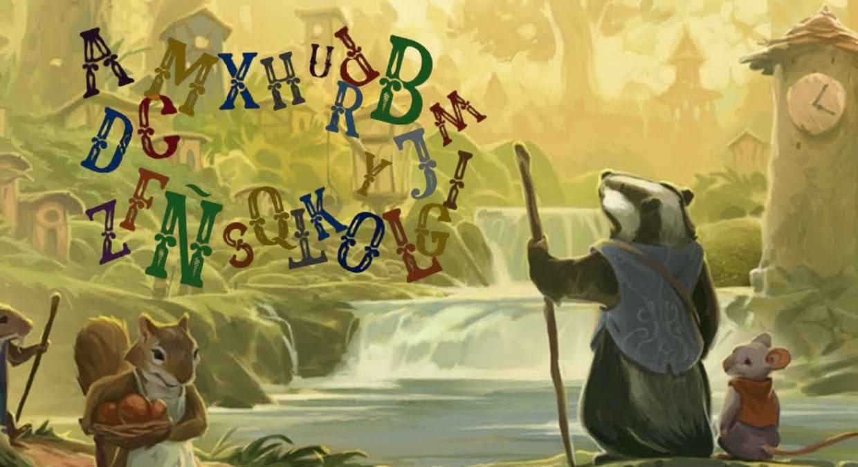 Mi abecedario Lúdico juegos de mesa