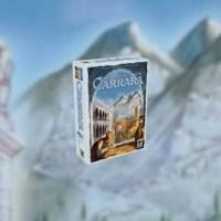 Los palacios de Carrara, Game Brewer rescata el clásico para un lanzamiento en Kickstarter