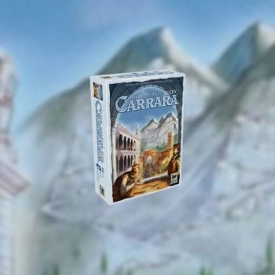Los Palacios de Carrara juego de mesa