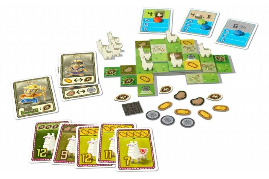 Llamaland juego de mesa