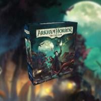 Arkham Horror LCG, Fantasy Flight Games presenta una edición revisada del core
