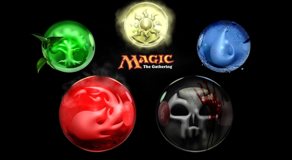 Magic The Gathering juego de mesa
