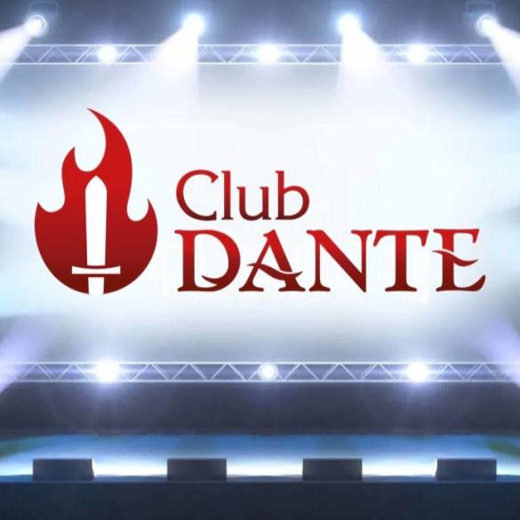 El Club Dante juegos de mesa