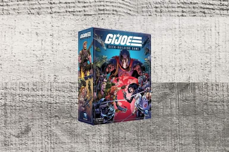 G.I. Joe Deck-Building Game