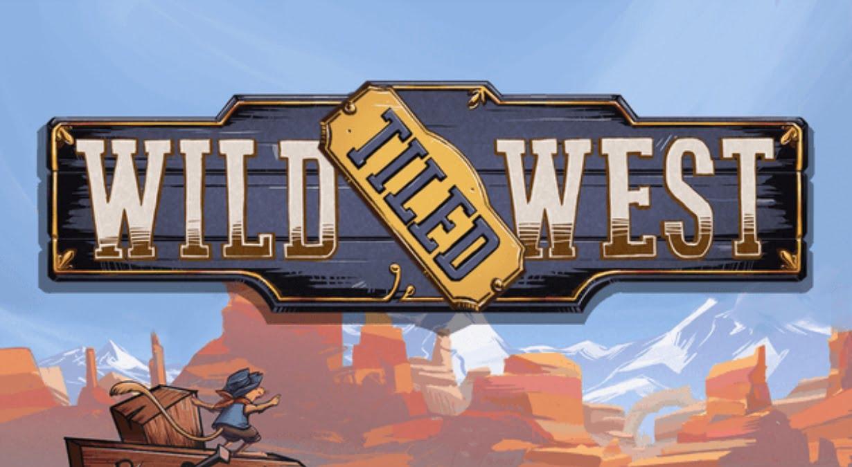 Wild Tiled West juego de mesa