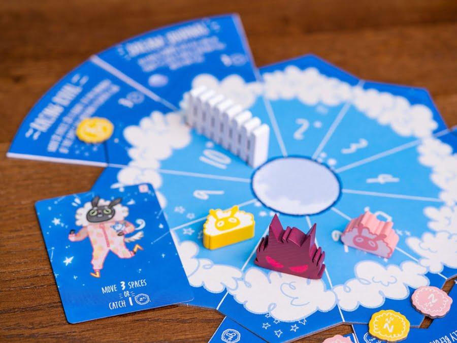 Sheepy Time juego de mesa