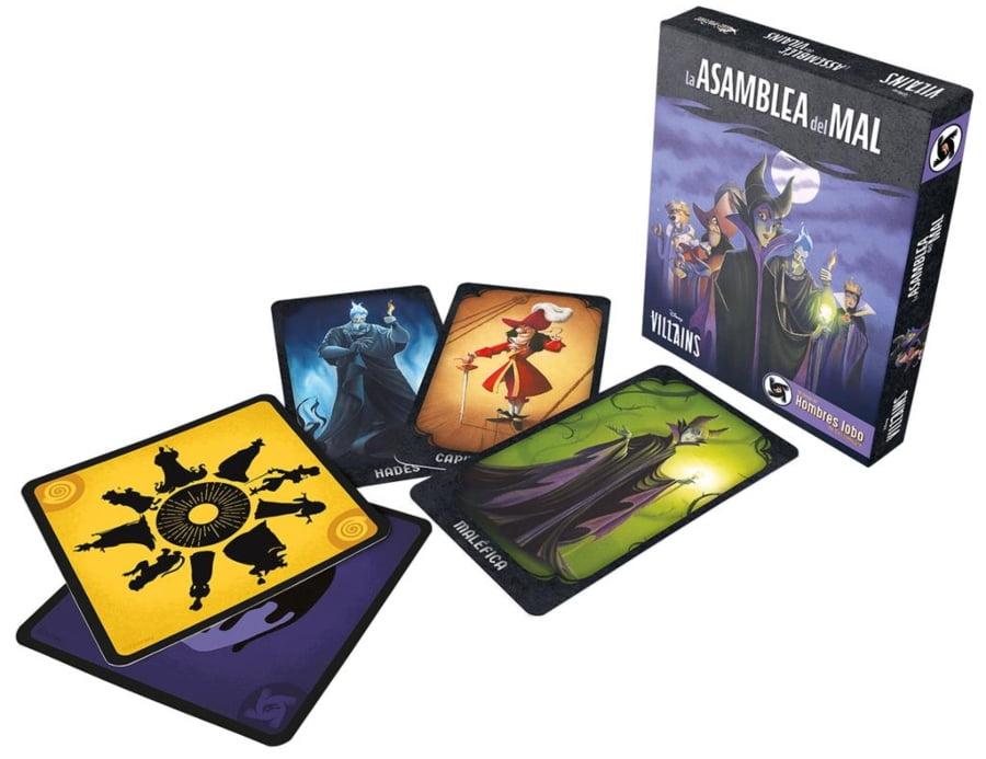 La Asamblea del Mal juego de mesa