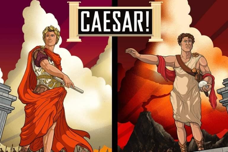 Caesar! juego de mesa