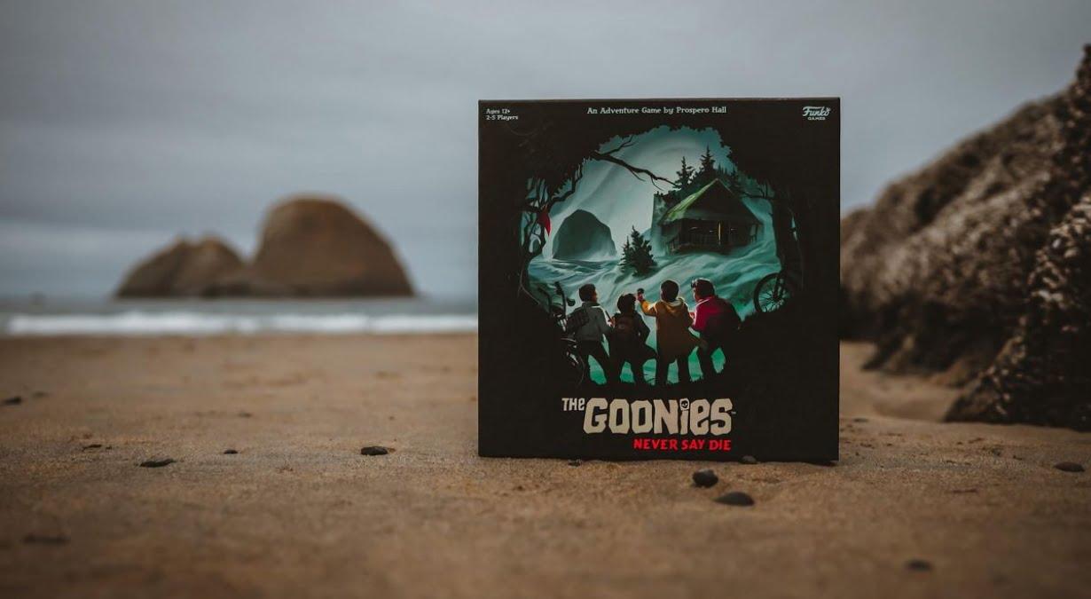 The Goonies juego de mesa