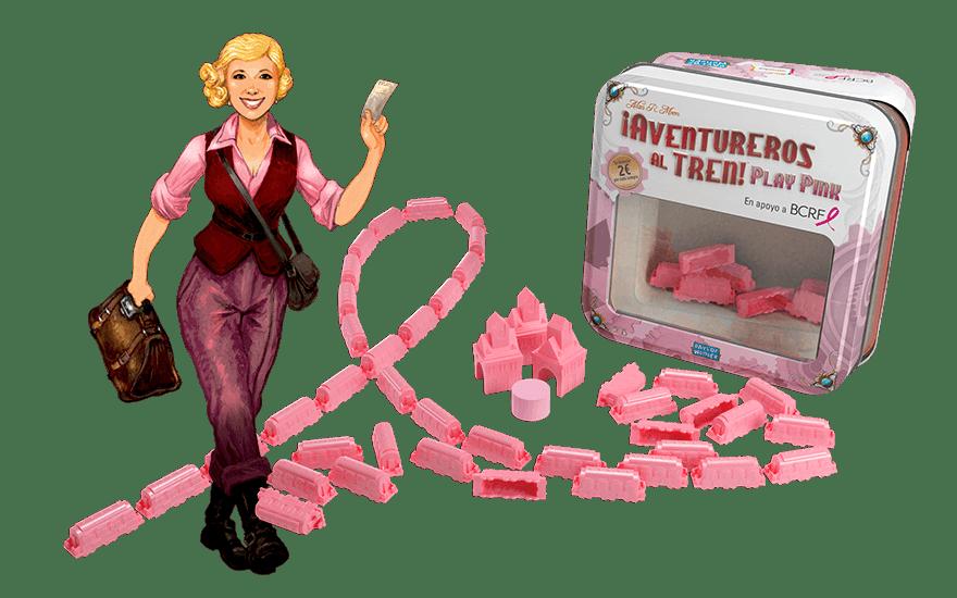 Asmodee Play Pink