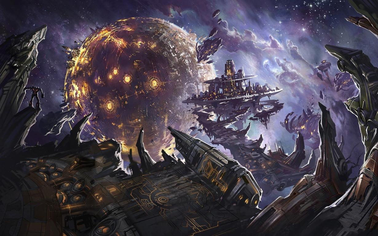 Twilight Imperium juego de mesa