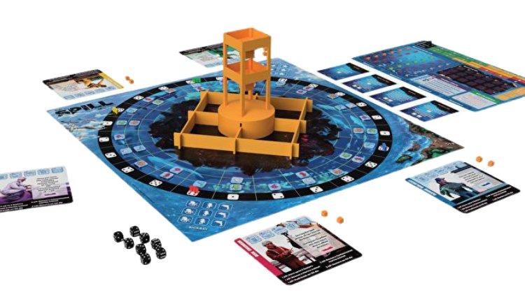 The Spill juego de mesa