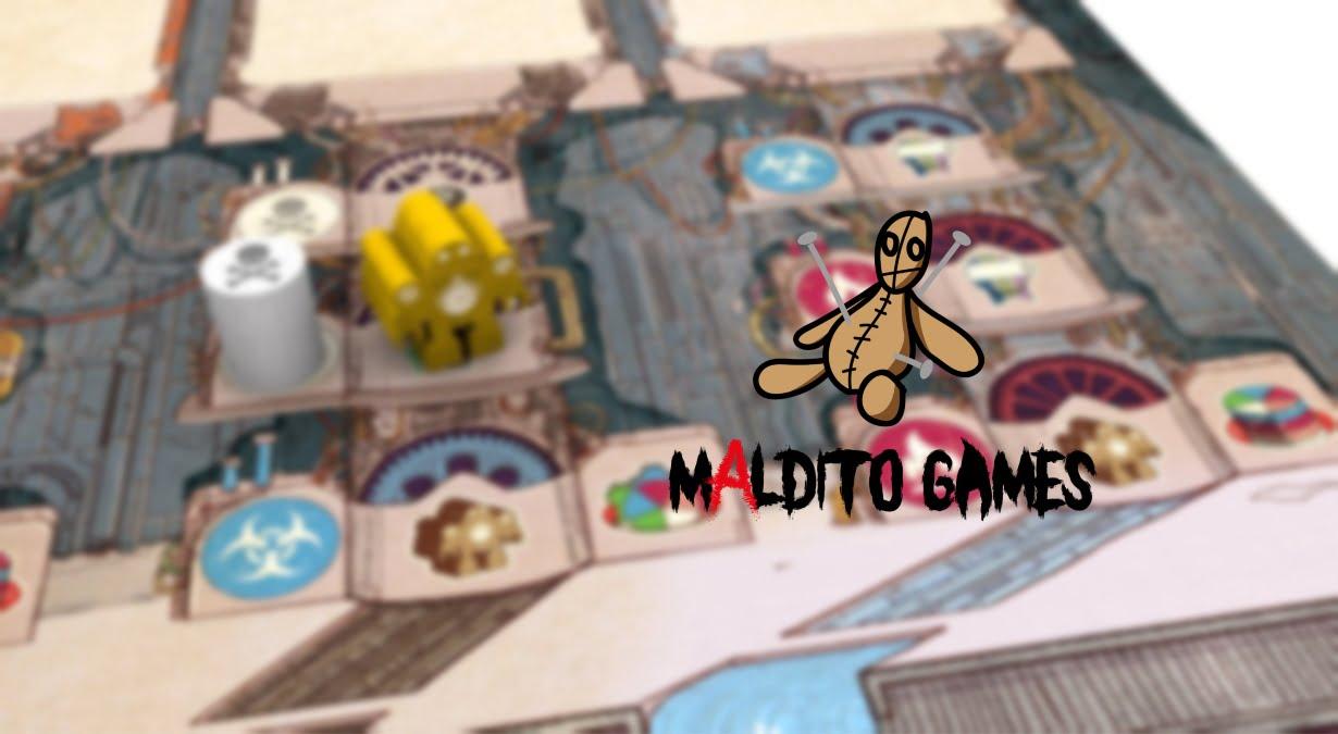 Maldito games juegos de mesa