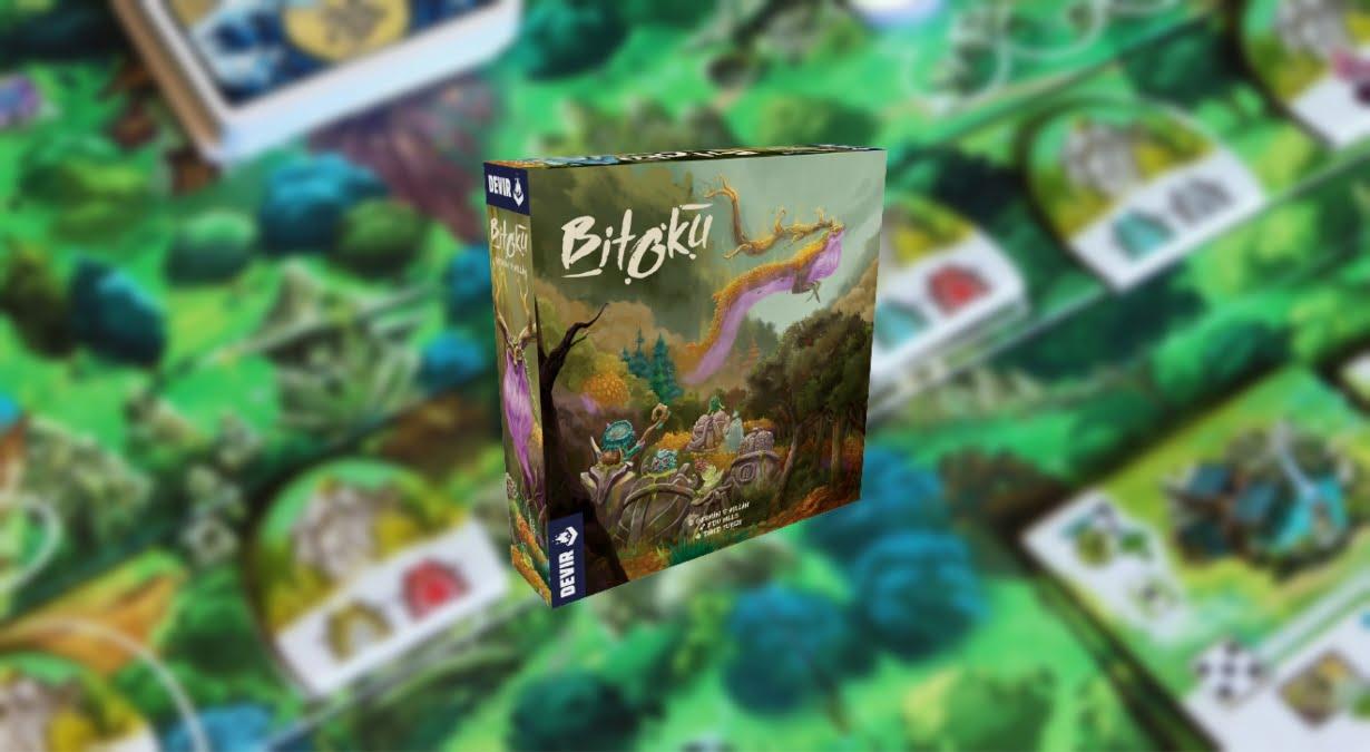 Bitoku juego de mesa