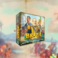 Brazil Imperial, previa del nuevo juego de Meeple Br
