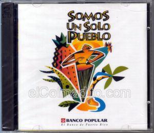 Especial del Banco Popular Somos un solo Pueblo Musica de