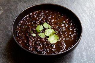Recipe Habichuelas Negras Black Beans Puerto Rico