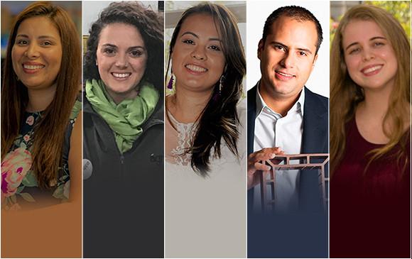 Cinco colombianos, los más innovadores de Latinoamérica