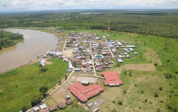 El sismo tuvo como epicentro Murindó, en el Urabá antioqueño. FOTO ARCHIVO