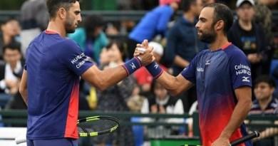 TORNEO DE MAESTROS.  Los Nos.1 Nadal y Cabal-Farah debutan con derrota