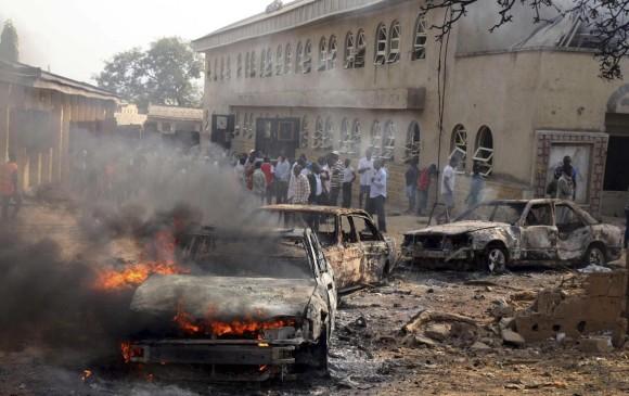 Boko Haram ha asesinado a más de 3.000 personas en lo corrido del año. FOTO: ARCHIVO