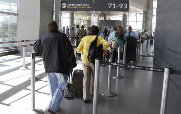Desde que entró en vigencia la exención del visado, el pasado 4 de diciembre, las principales ciudades a donde llegan los colombianos a Europa son Madrid, París y Frankfurt. FOTO COLPRENSA