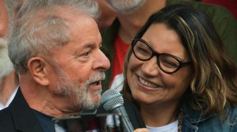 Rosángela, la novia de Lula