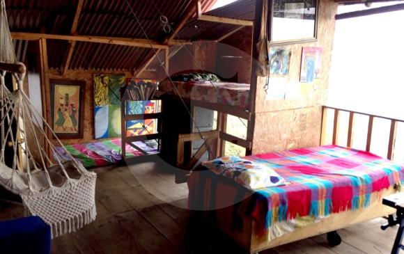 La casa en el aire atractivo turstico en Abejorral