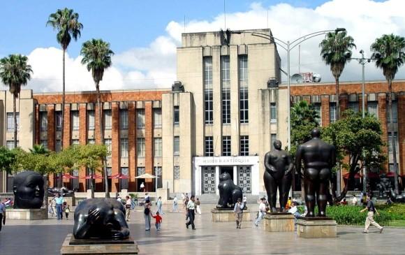 Resultado de imagen de Medellin Museo de Antioquia