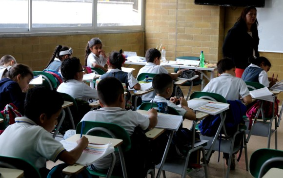 Así funciona el primer colegio maestro de Medellín