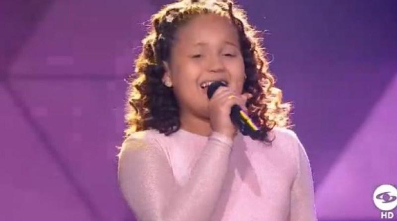 """Colombia 2.019. Anabelle Campaña fue la ganadora de la cuarta temporada de """"La Voz Kids"""""""