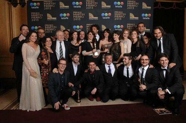 Graduados el gran ganador de los Martn Fierro  www