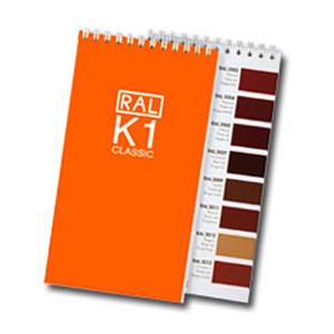 RAL Color Chart K1 | Elcometer 6210